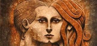 La sintesi di Maschile e Femminile attraverso le figure simboliche della sigizia dell'androgino e dell'ermafrodito