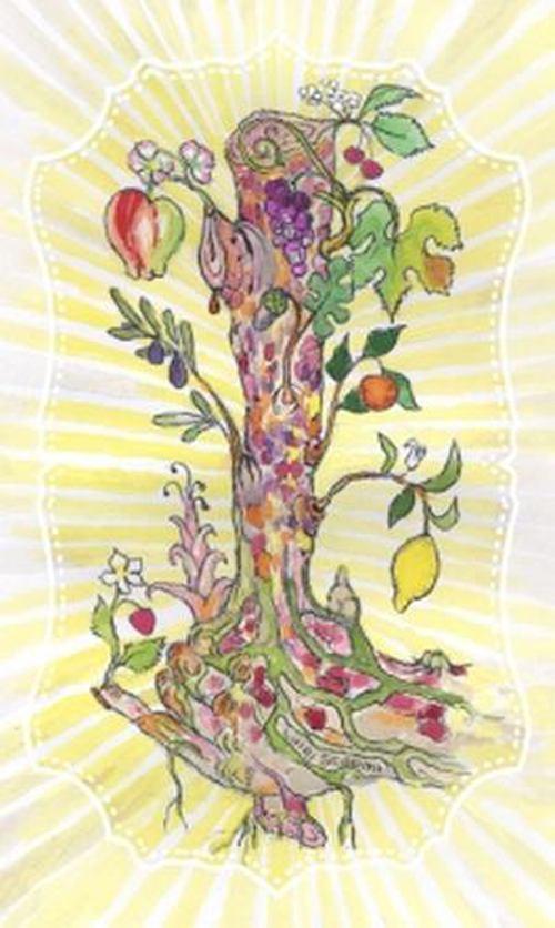 I Tarocchi cabalistici di Olivia. Lettere ebraiche, Sfere e Mondi nell'universo immaginale degli Arcani