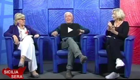 Sicilia Sera TV. Intervista sulla Bellezza